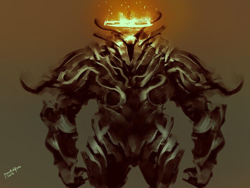 Sun King final render