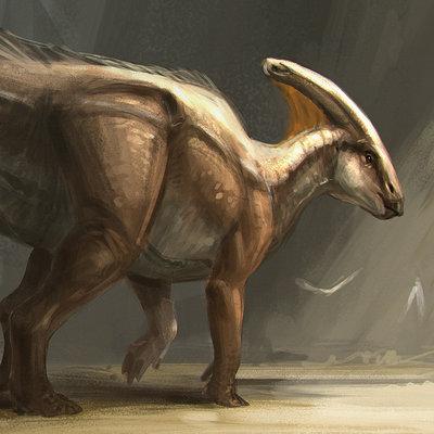 Jonathan kuo parasaurolophus
