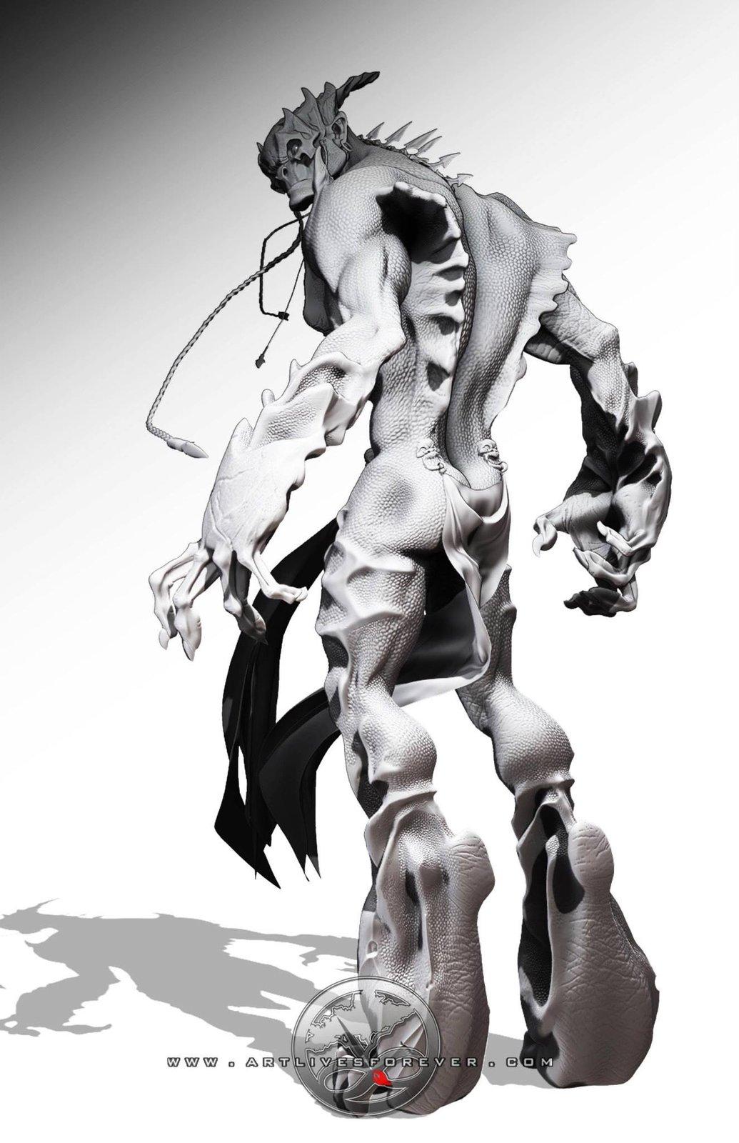 The Wraith www.artlivesforever.com
