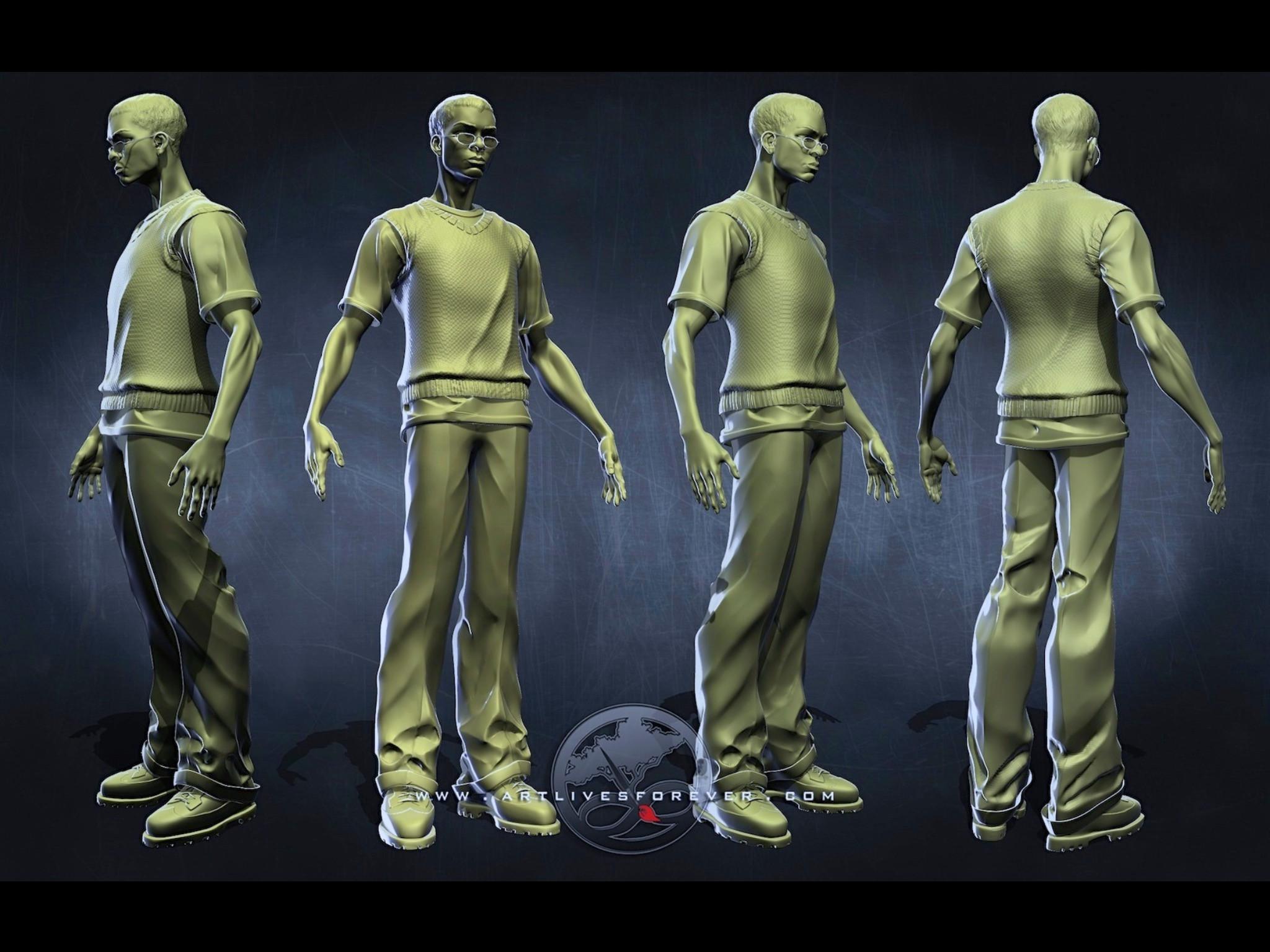 Victor's Orthos www.artlivesforever.com