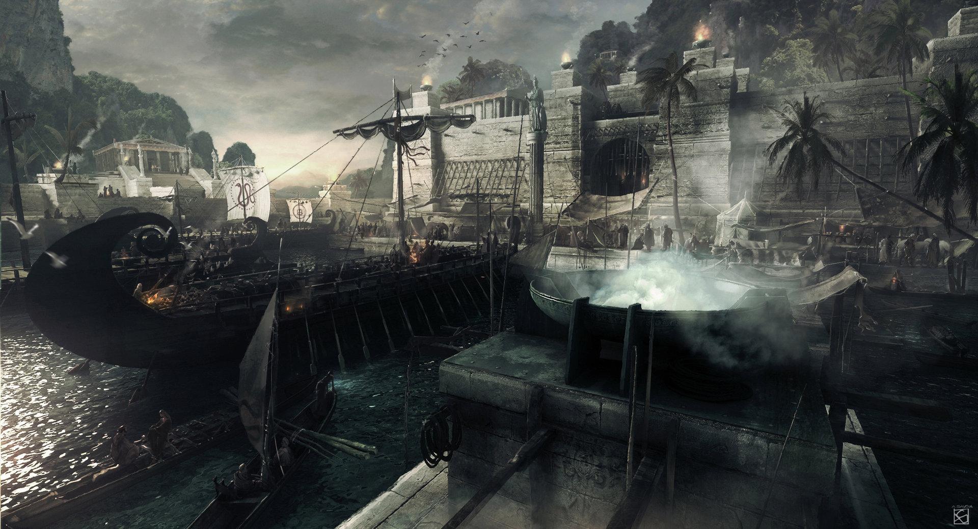 Armando savoia harbour 5