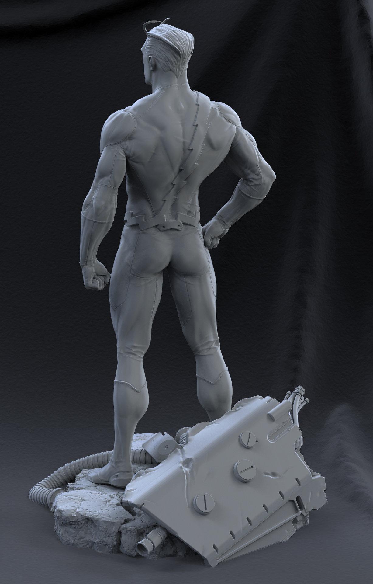 David giraud standing7 grey