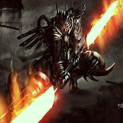 Benedick bana benedickbana submission 005elite cyber swordsman lores