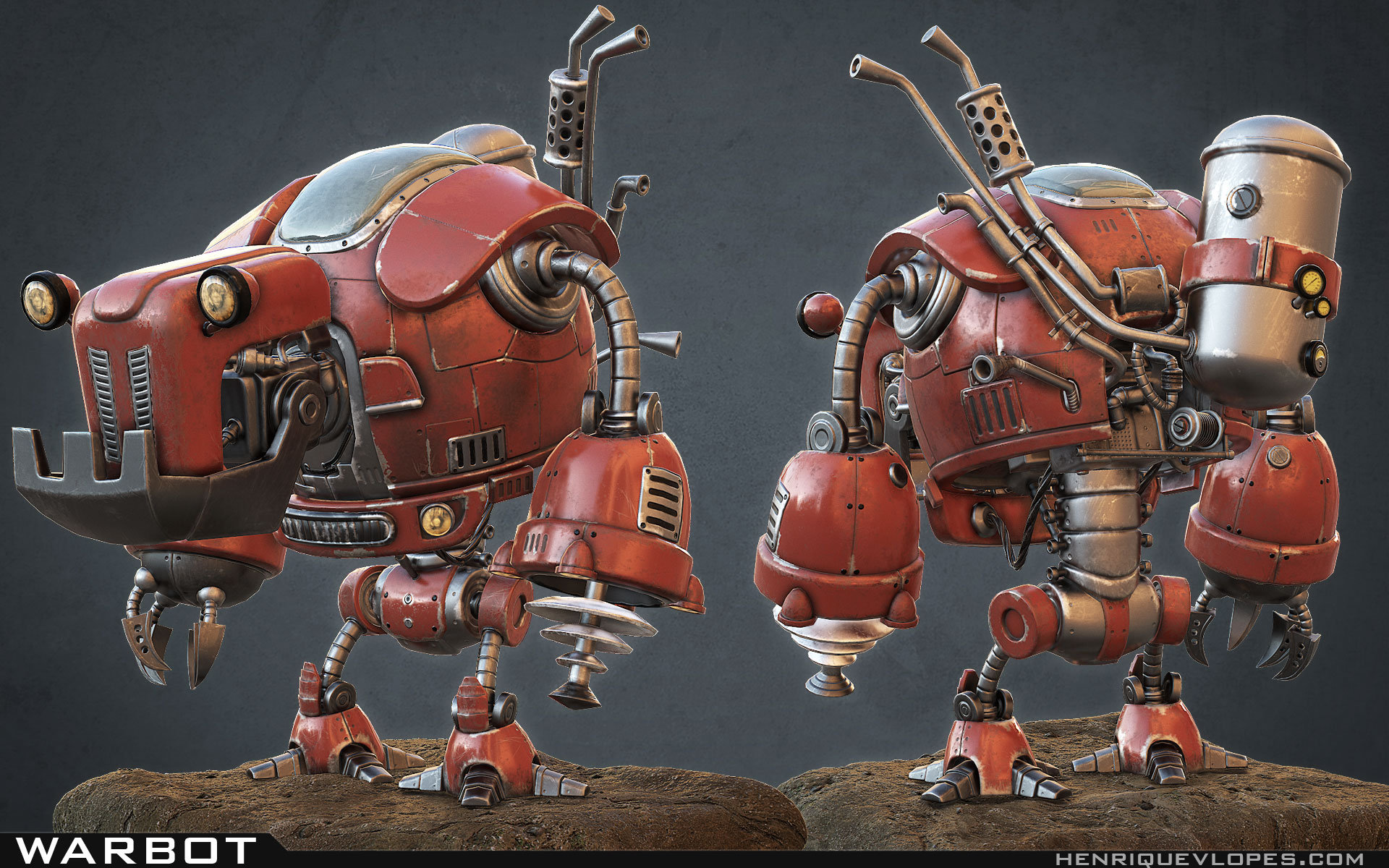Henrique lopes warbot final 01