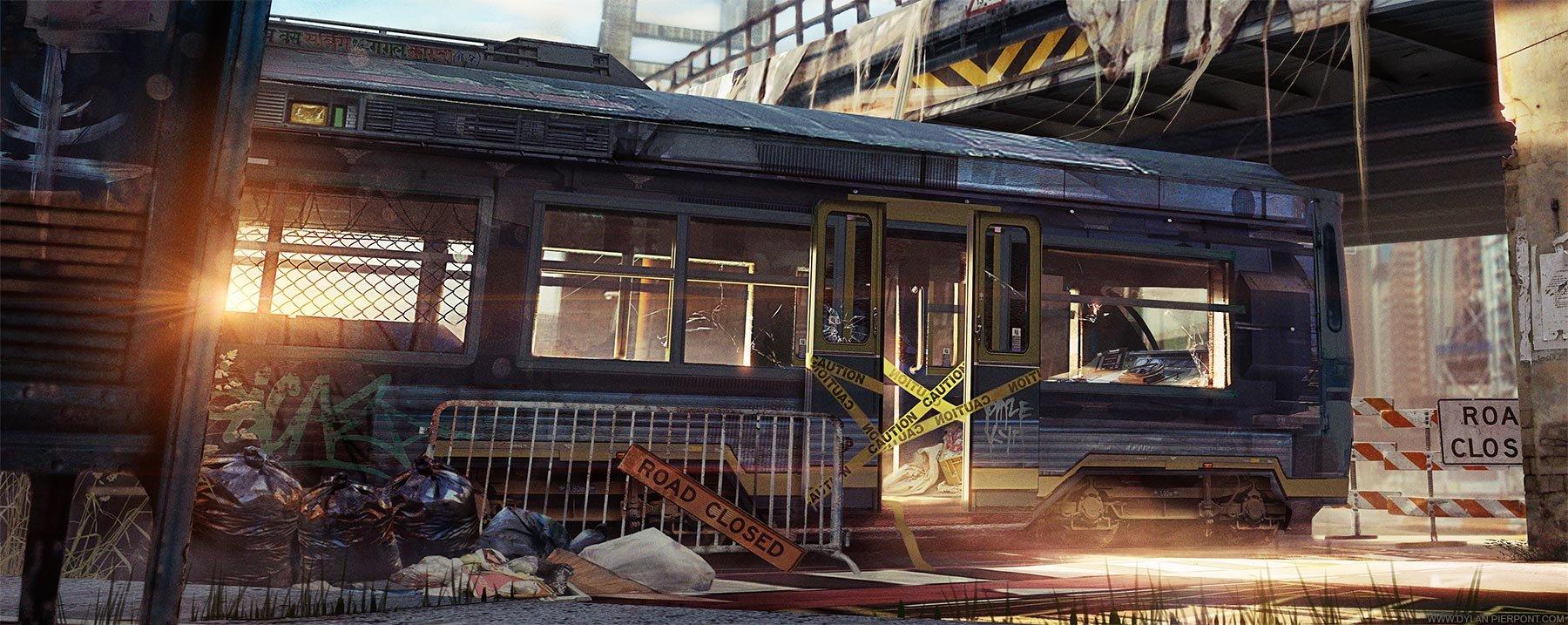 Dylan pierpont dylanpierpont the precipice railcar