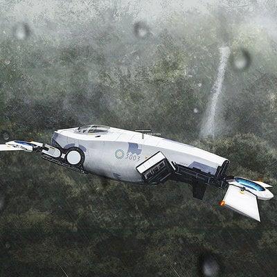 Edouard groult rain patrol 902