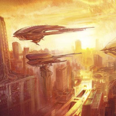Josiah herman spaceinvasion