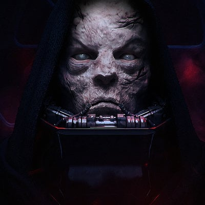Vader the Emperor.