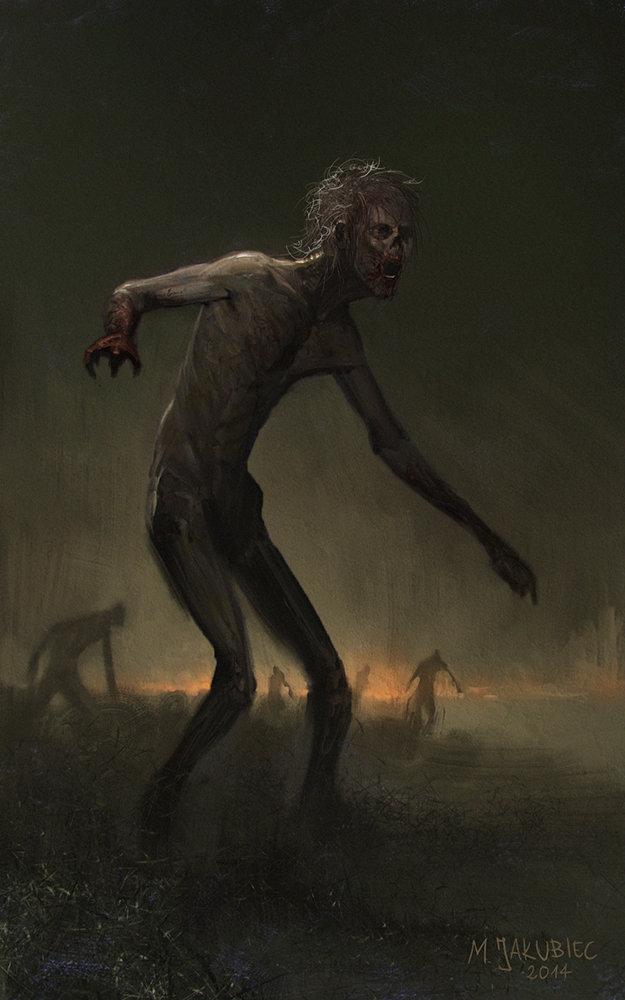 Milek jakubiec zombie by ethicallychallenged d8a1rwu