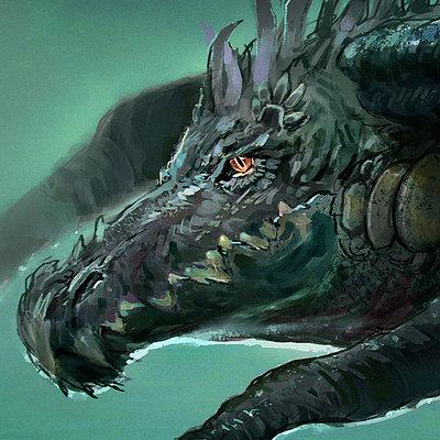 Aurore folny dragoncroco