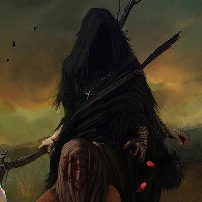 Mateusz michalski of death messenger by kalberoos d8dcipi