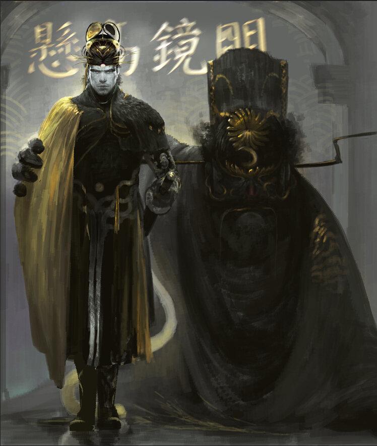 Justice Bao& DC Zhan