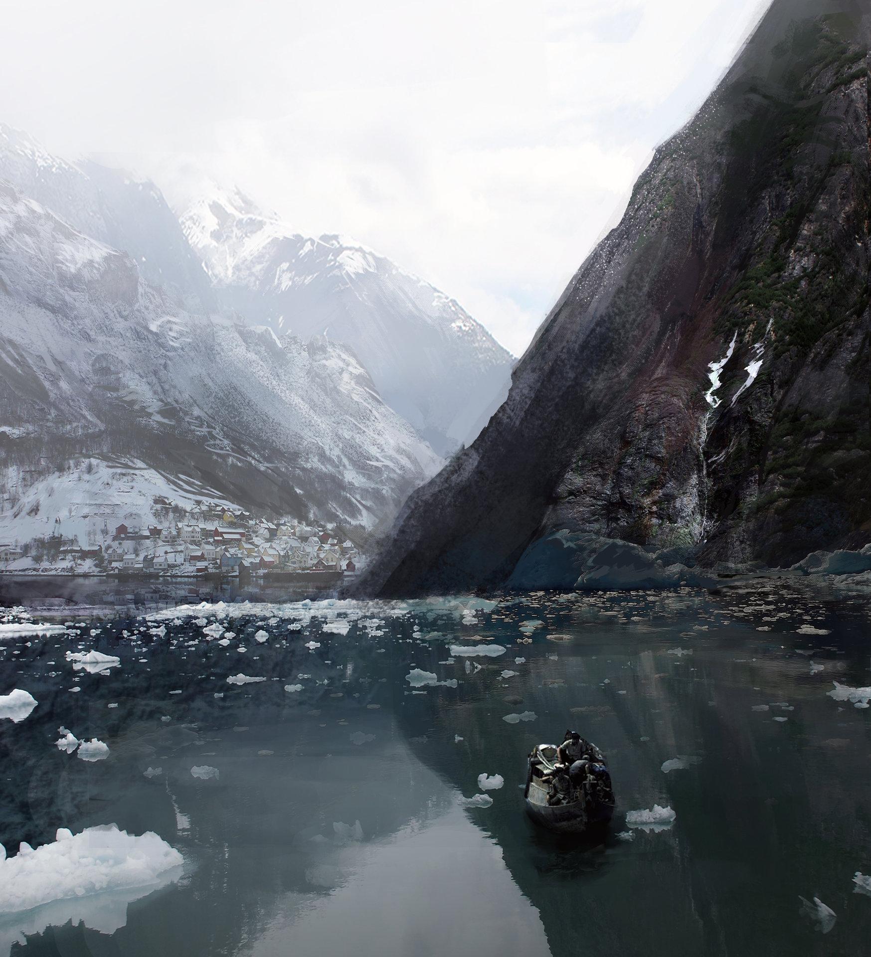 Pat fix fjord