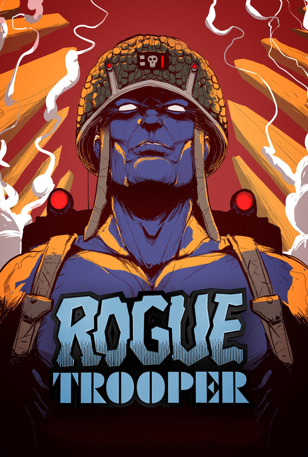 Rogue Trooper poster