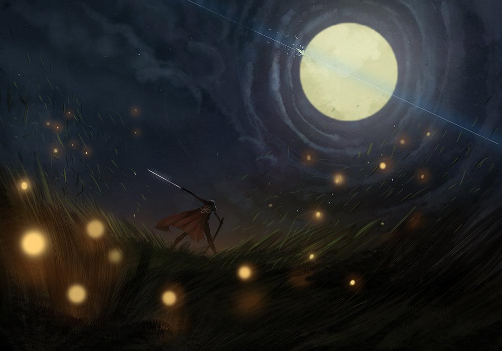 Peter klijn moonslash