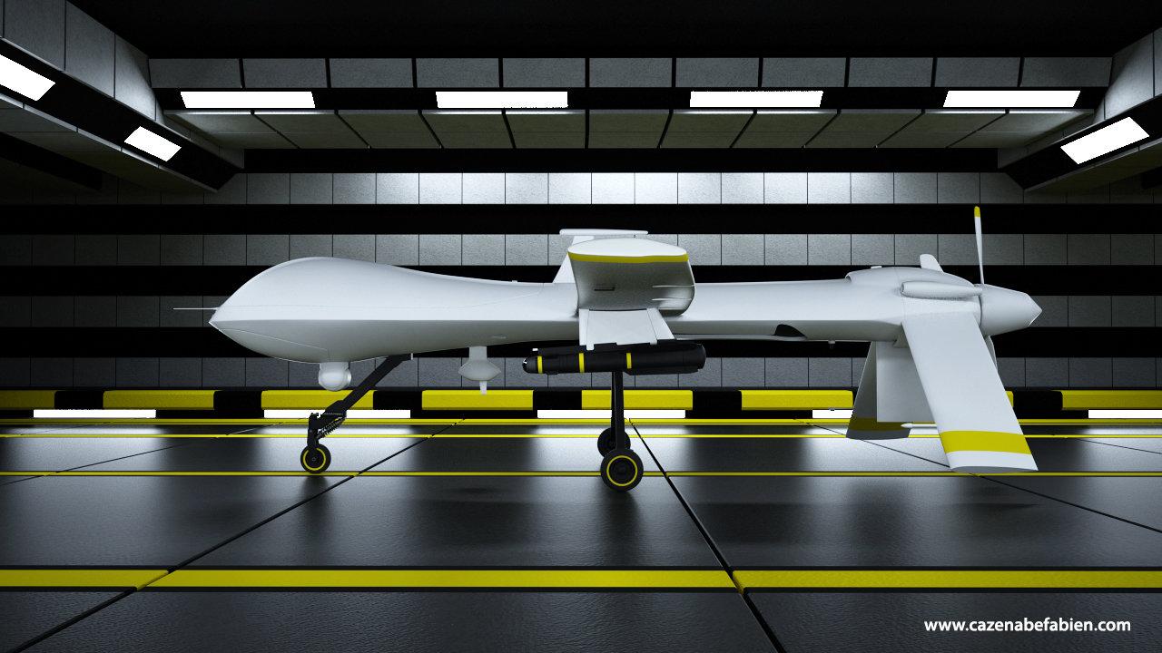 Predator US Drone