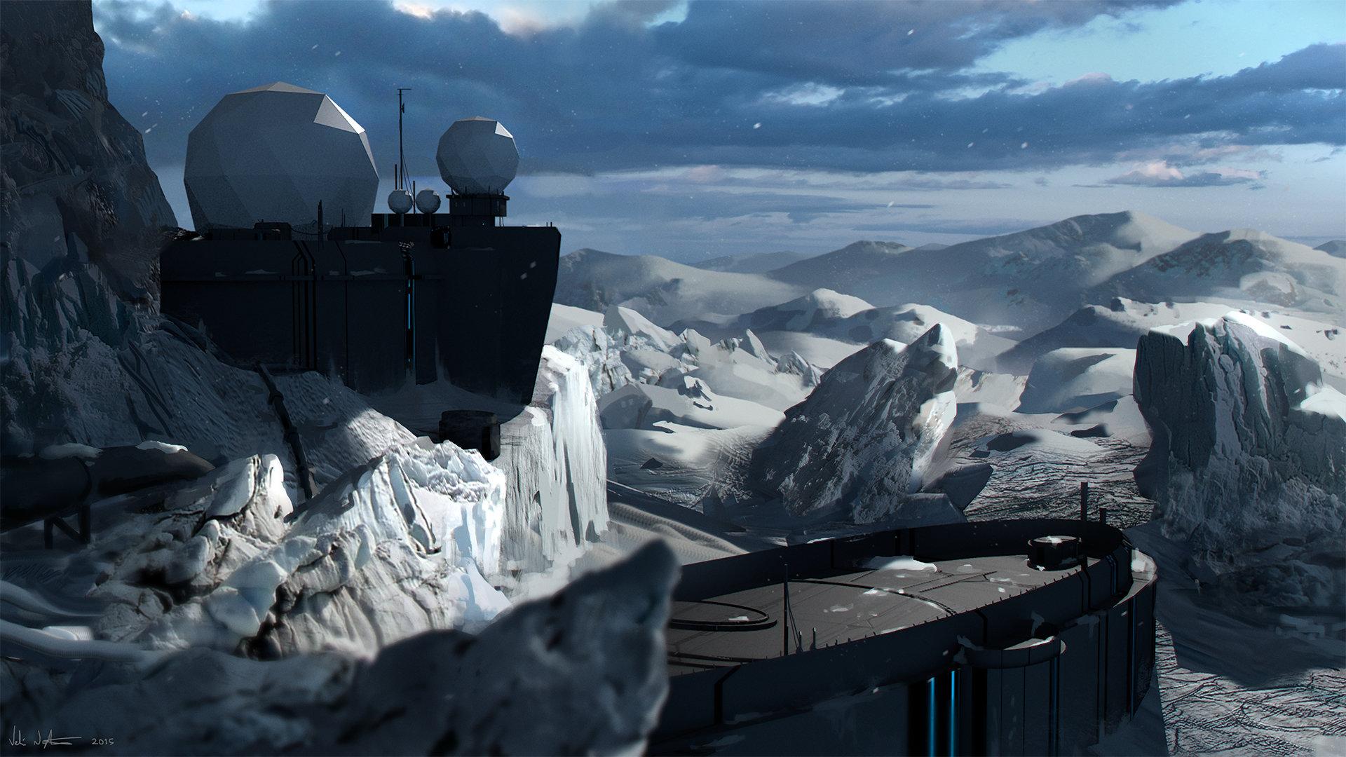 Veli nystrom arctic surveillance