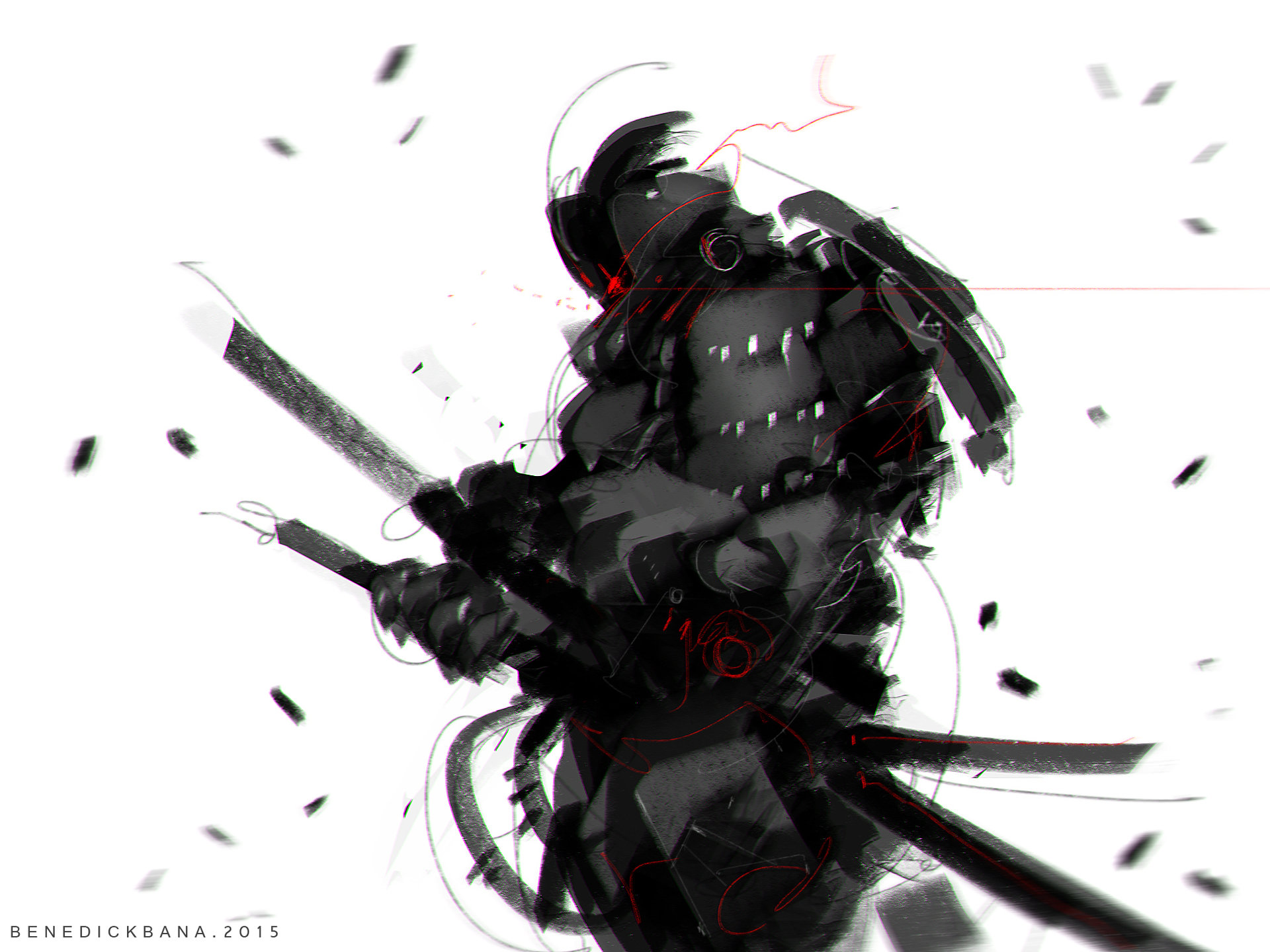 Benedick bana red eyes2