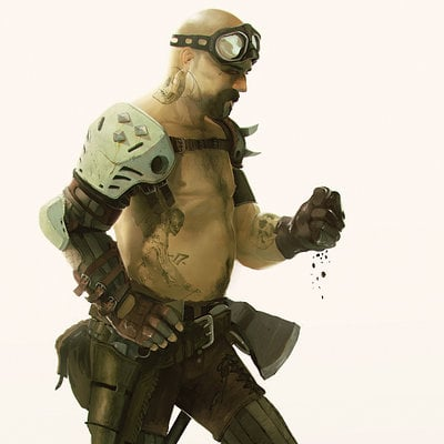 Brad wright ik character 01