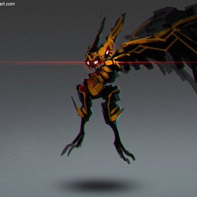 Benedick bana mechanized bat