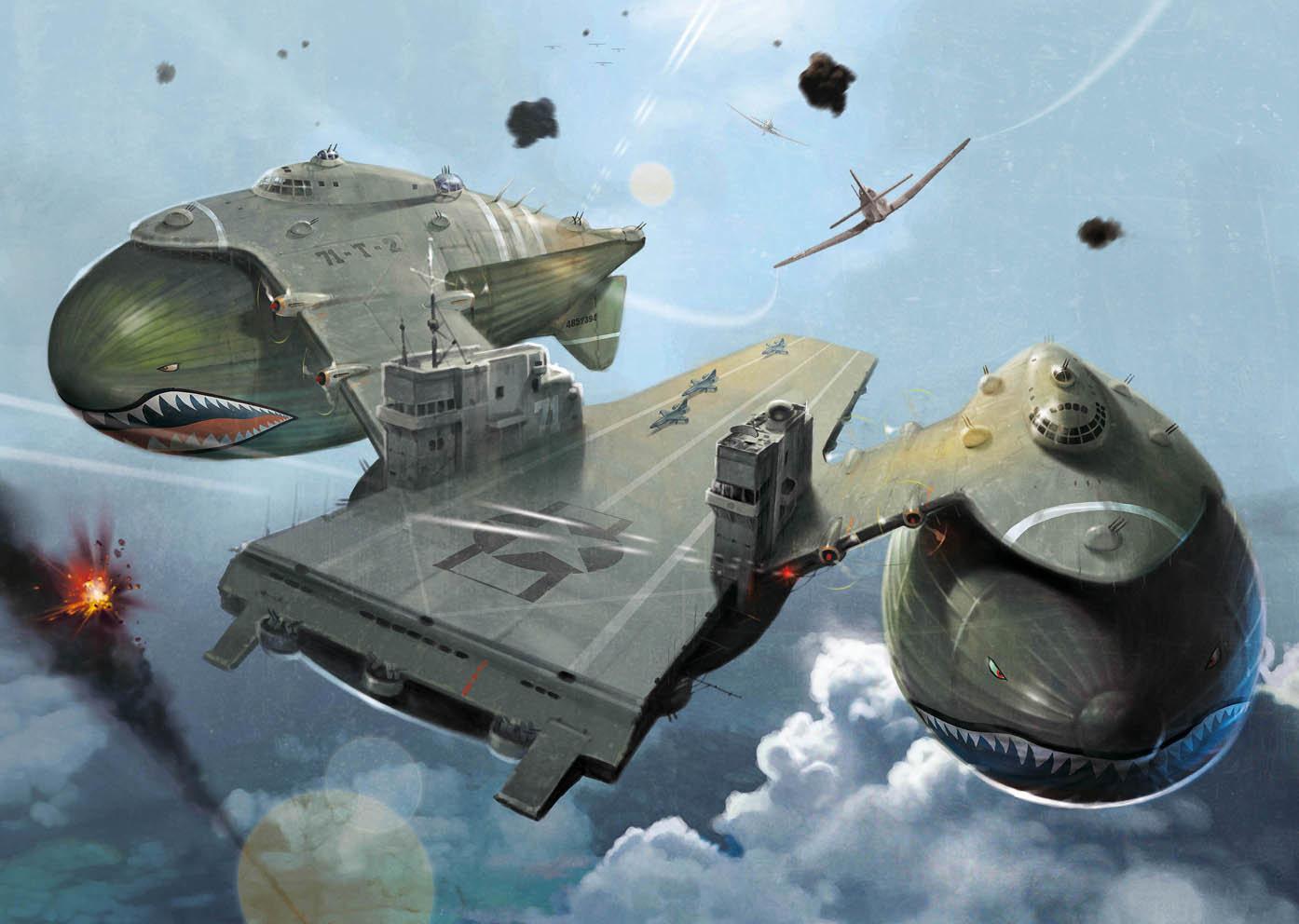 Combat concept 1