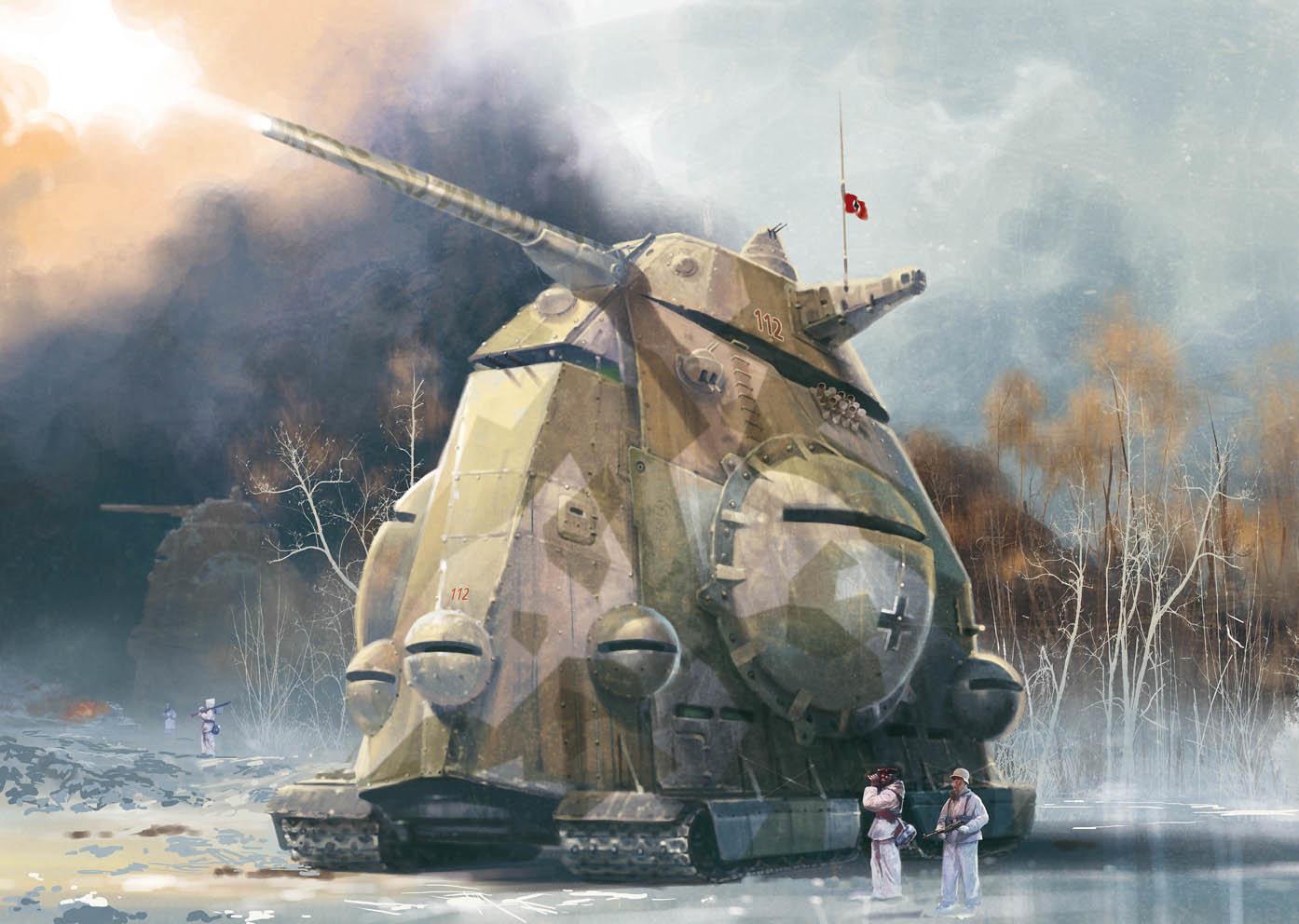 Combat concept 3