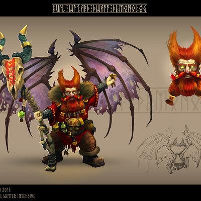 Boris rogozin 03 dwarf