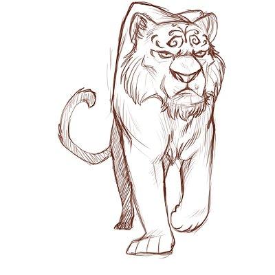 Max haig tiger