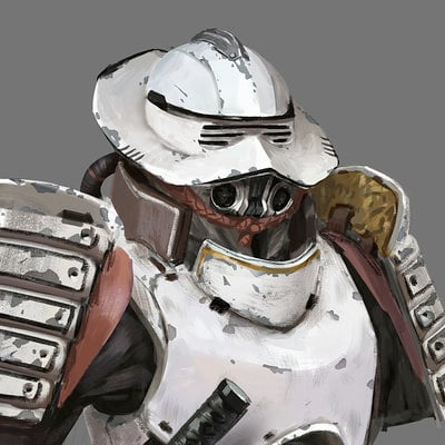 Roberto robert storm trooper