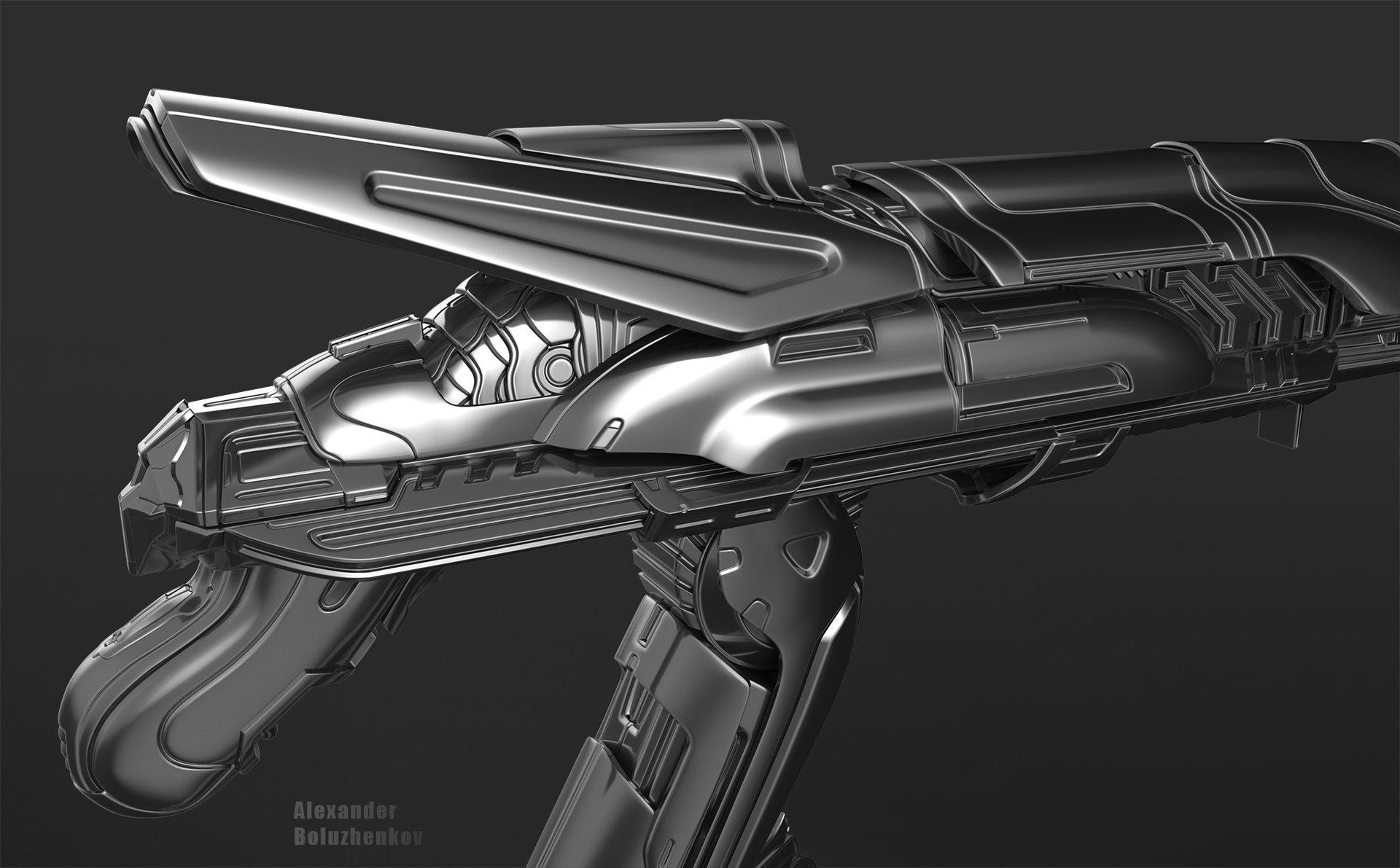 Alexander boluzhenkov plasma cannon 37
