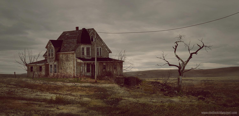 Ste flack abandoned house