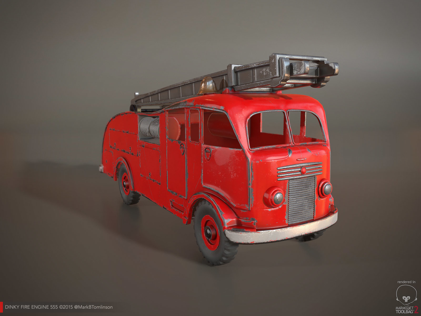Mark b tomlinson dinky fire engine 555 web 03
