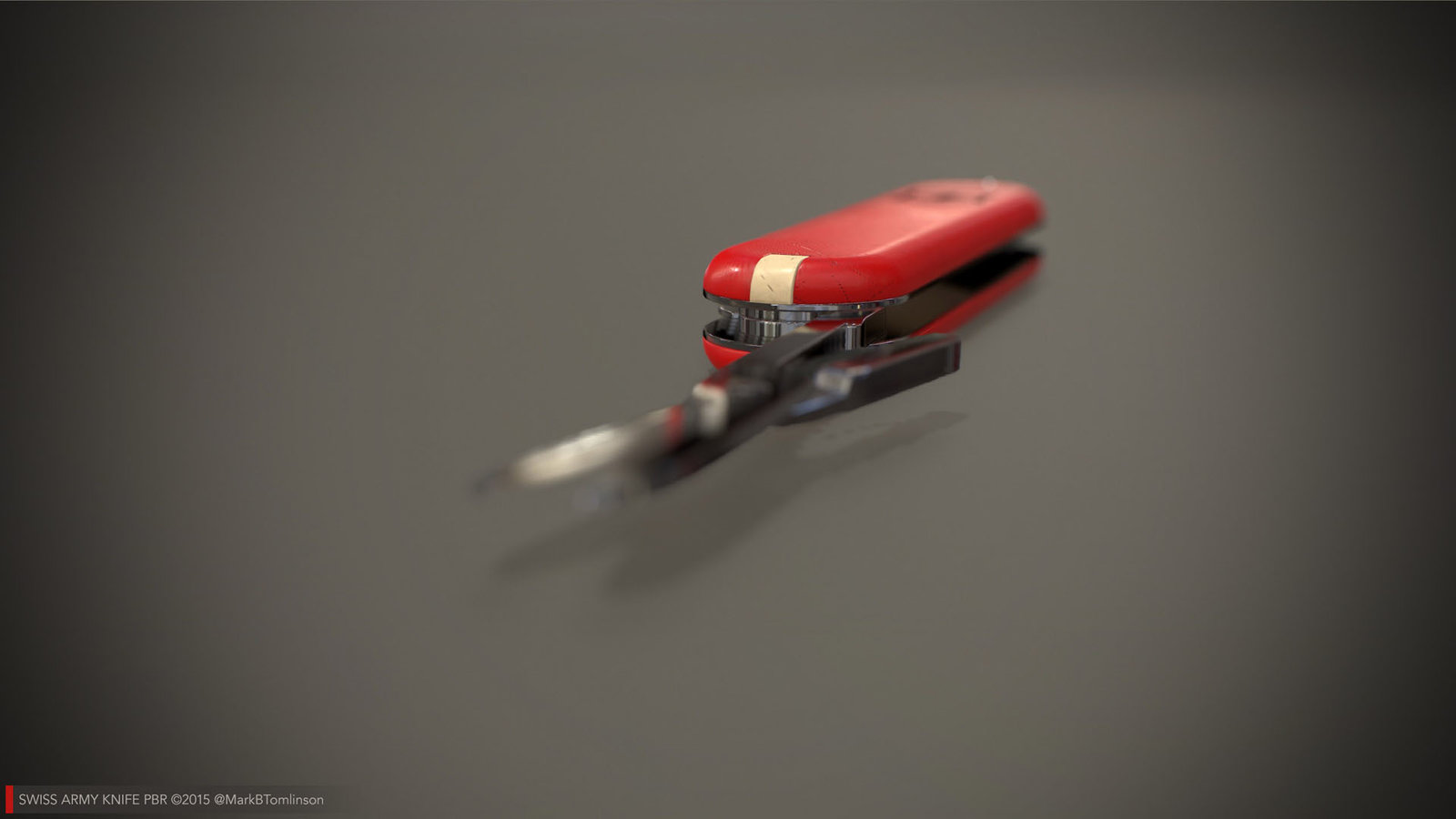 A Swiss Army Knife