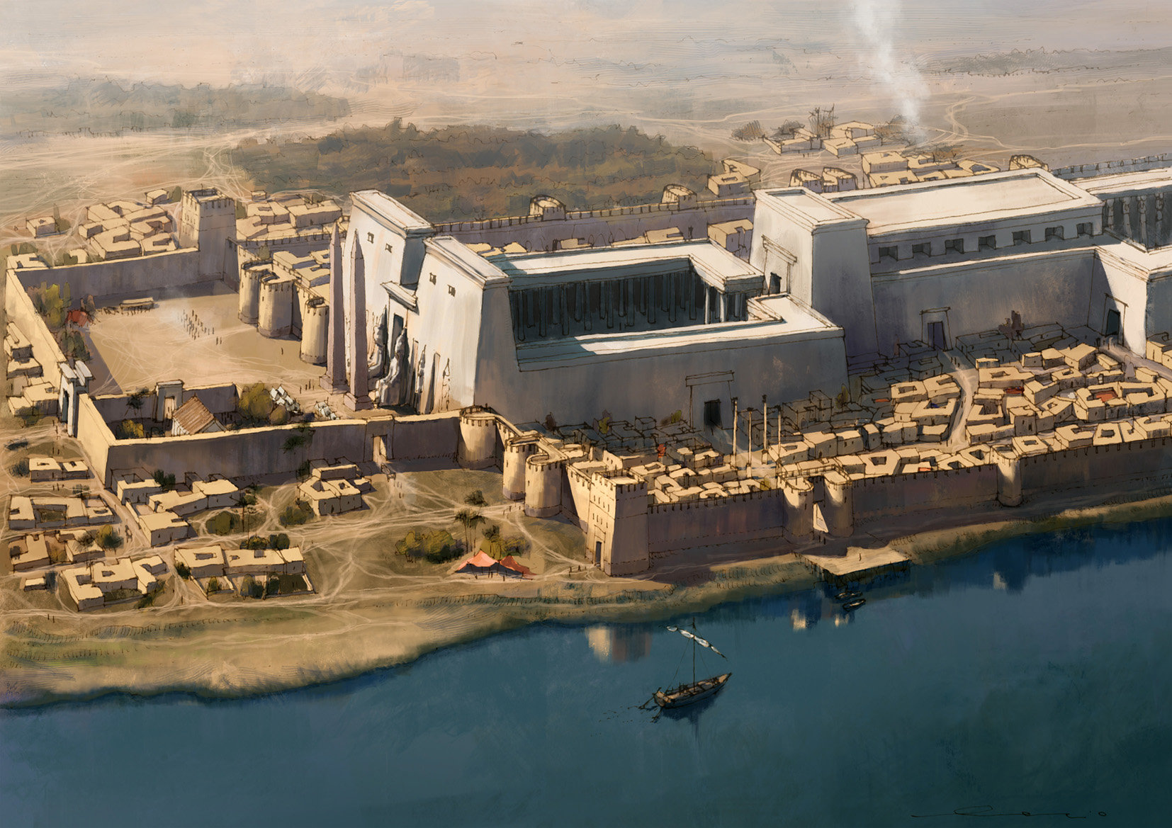 an overview of the unification of egypt around 3100 bc Ancient egyptian history 3500 bce contents introduction  by around 5000 bce the nile valley was a swampland of reed beds,  maps of ancient egypt overview:.