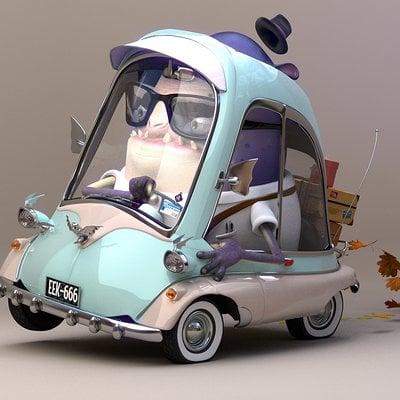 Glenn melenhorst car0001