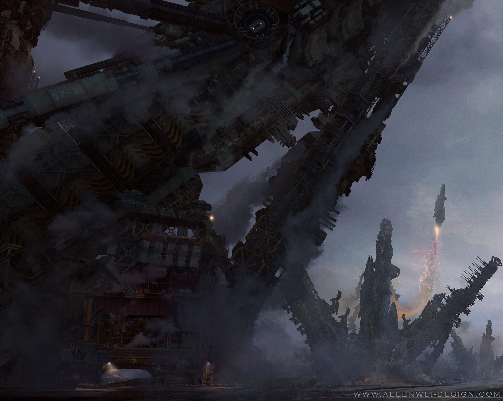 Allen wei env main ship lanch details 03