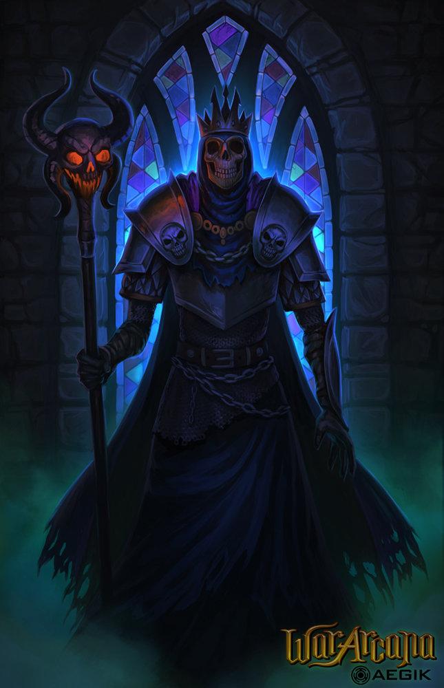 blue sorcerer