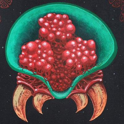 Mark van haitsma metroid painting sm