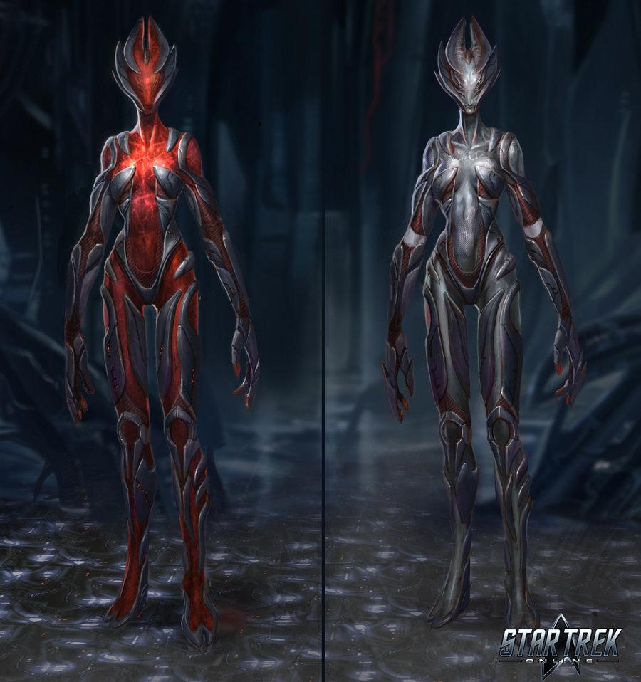Imario Susilo Star Trek Online Concept Art