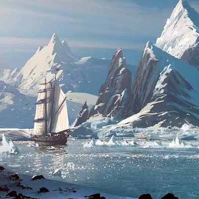 Raphael lacoste antarctica