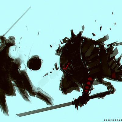 Benedick bana ninja skill lores