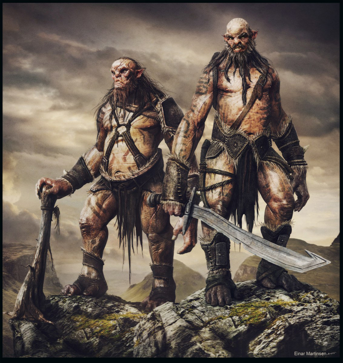 orc hunters