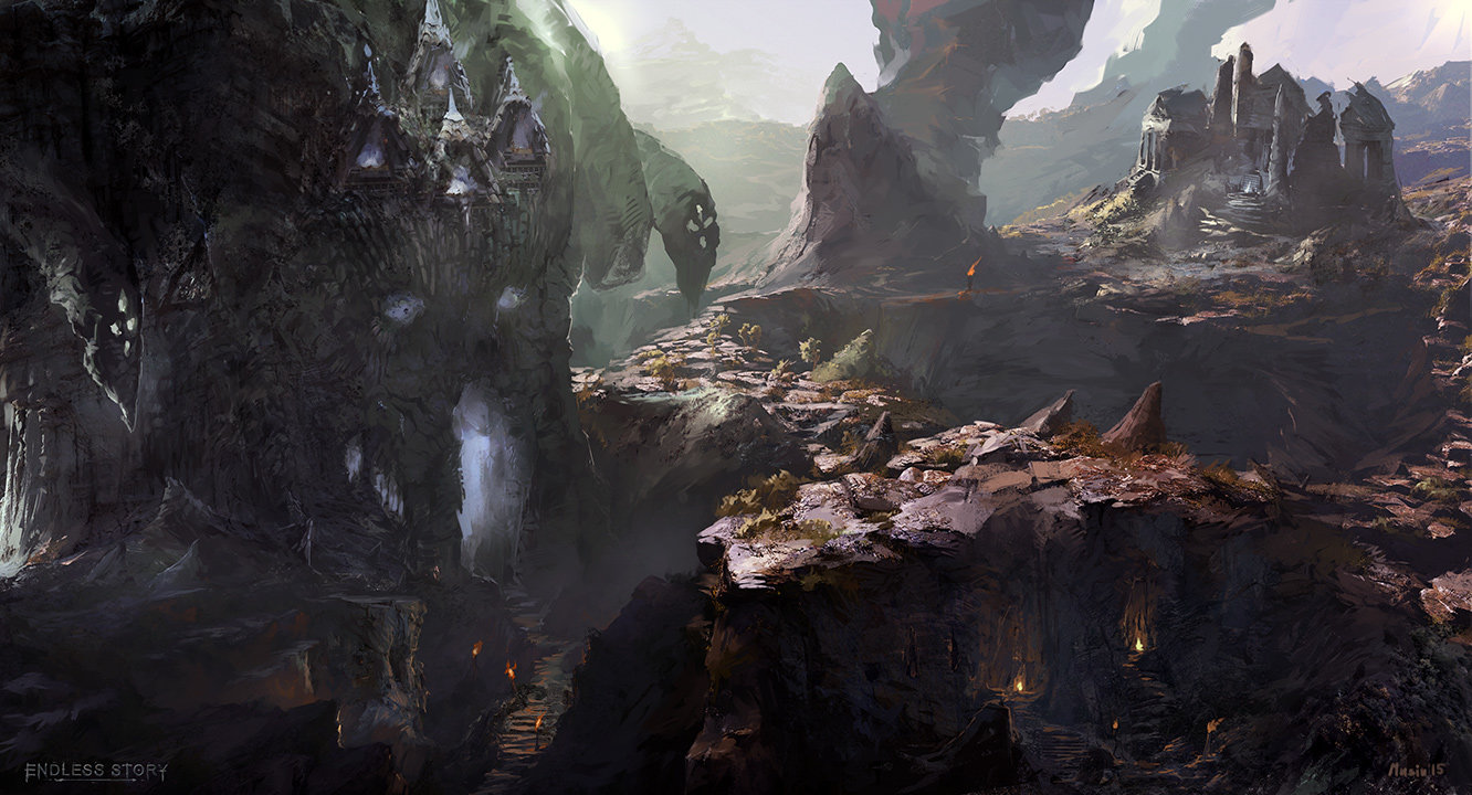 Sergey musin endless story environment