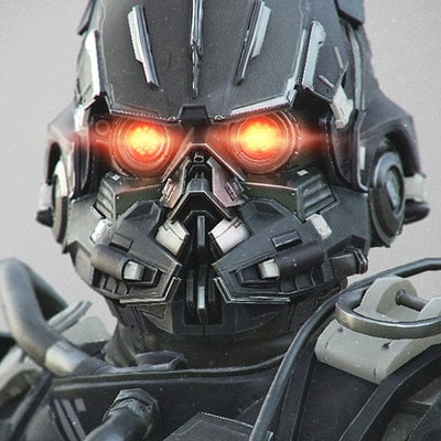 Rudy massar helghast trooper