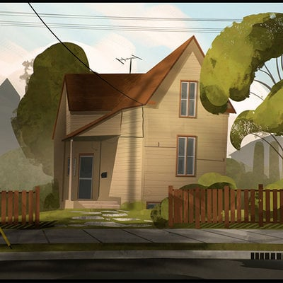 Patrick o keefe hornet house 01