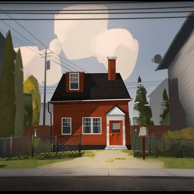 Patrick o keefe hornet house 03