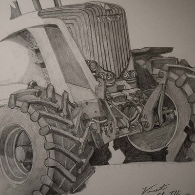 Vincent chiantelli tractorsketch
