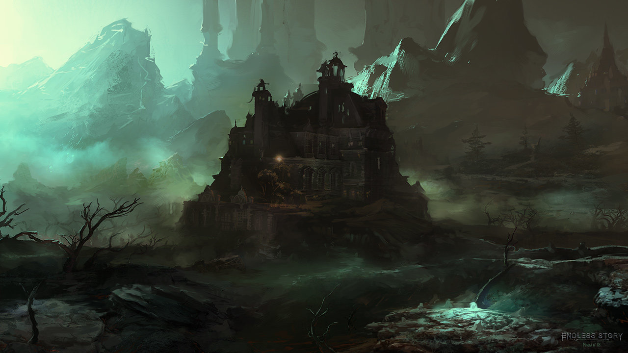 Sergey musin endless story environment4