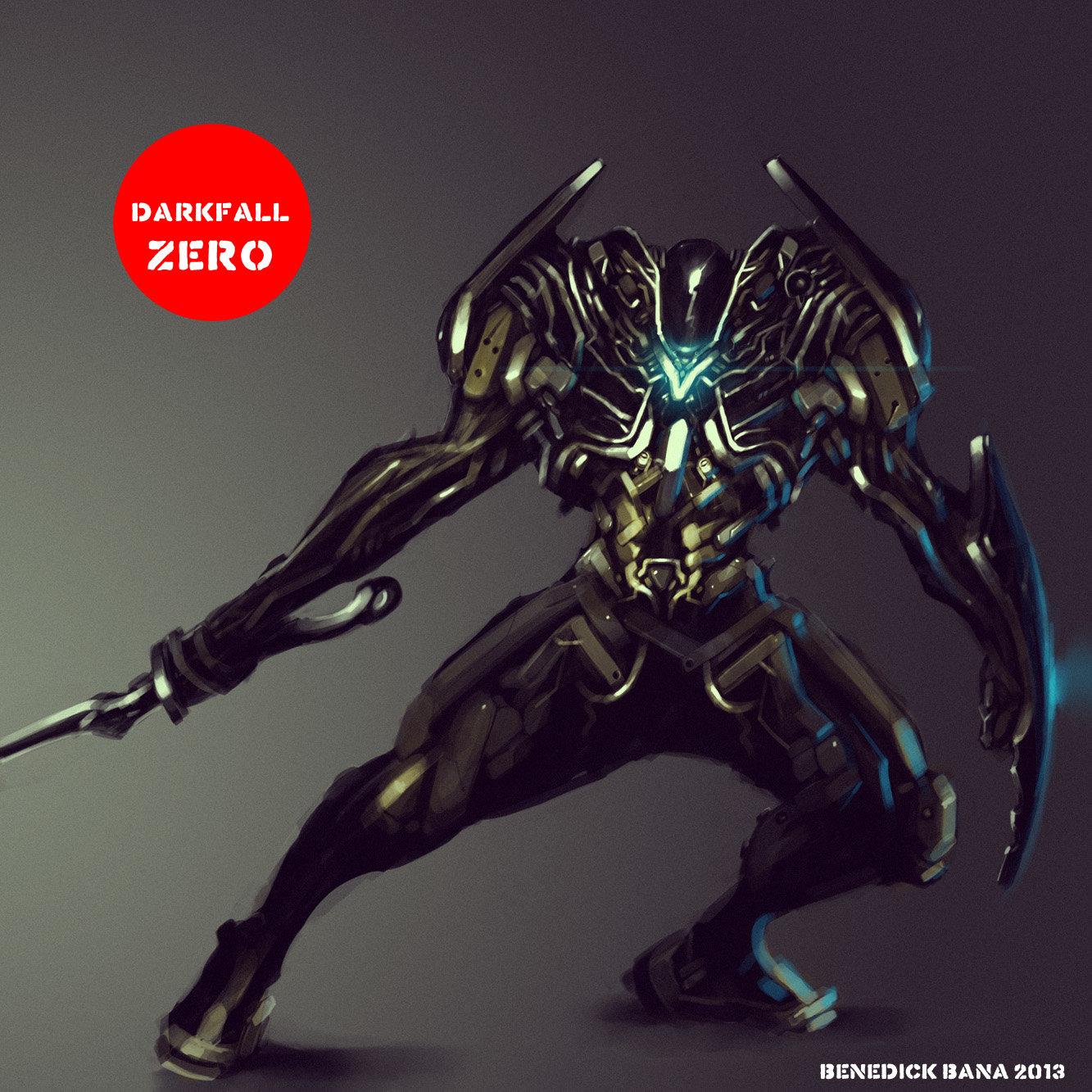 Benedick bana darkfall zero final 200