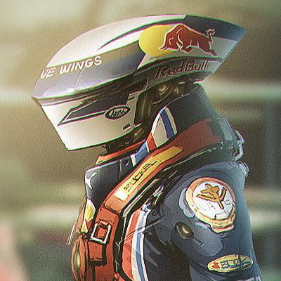 Jang wook kim redbull racing2